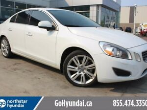 2012 Volvo S60 T6 AWD LEATHER/SUNROOF/HEATEDSEATS