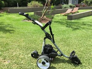 Golf Buggy electric /remote & lithium battery Arncliffe Rockdale Area Preview