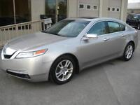 2010 ACURA TL TECH PACK. NAVIGATION