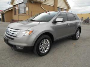 2008 FORD Edge Limited AWD Leather Panoramic Sunroof 308,000KMs