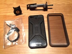 Support iPhone 5 pour vélo Topeak RideCase