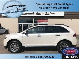 2013 Lincoln MKX Awesome SUV WITH LOW LOW KM's. AWD!