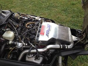 Yamaha turbo rx1 apex échange possible!