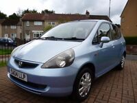 2004 Honda Jazz se 1.4dsi 5dr hatchback Full Yrs MOT