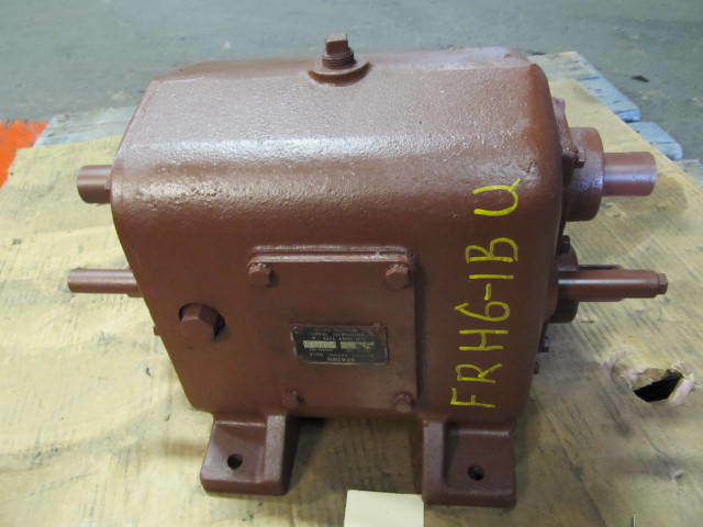 Braden Winch Heavy Duty Frh6-b1 Gear Box Friction Clutches For Rapid Reverse