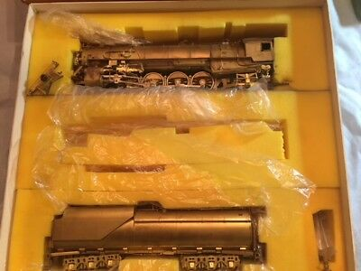 Used, O SCALE BRASS Sunset Models C&O Chesapeake & Ohio 4-8-2 Used Made in Korea for sale  Hazleton