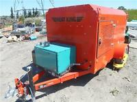 2014 Heat King HK300 Mobile Glycol Heating System