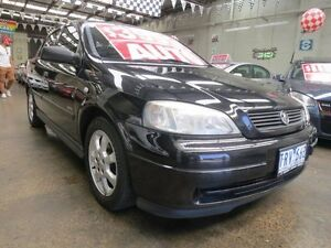 2005 Holden Astra TS Classic Black 4 Speed Automatic Hatchback Mordialloc Kingston Area Preview