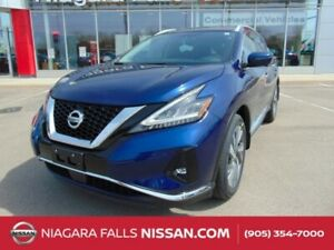 2019 Nissan Murano SL | LEATHER | FRONT & REAR PARKING SENSORS |