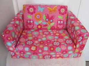Child's Flip Out Sofa - Lounger Chair. Morayfield Caboolture Area Preview