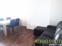 3/4 DOUBLE BEDROOM FLAT, FULLY FURNISHED, CLOSE TO STATION, N16