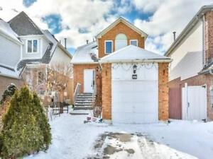 Affordable 3+1 Bedroom Detached in the heart of Brampton!