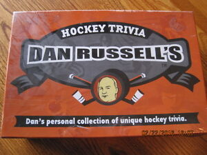 HOCKEY TRIVIA GAME Dan Russell's NEW & SEALED