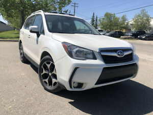 2015 Subaru Forester 2.0 XT Touring with eyesight Package