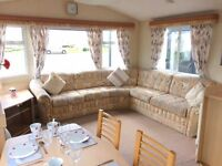 Holiday Home With Gas Central heating onThe 12 Month Season Sandylands