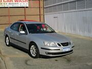 2006 Saab 9-3 MY06 ARC 2.0T Silver 5 Speed Automatic Sedan West Perth Perth City Area Preview