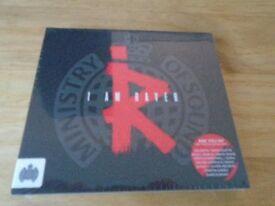 Ministry of Sound CD - I am Raver