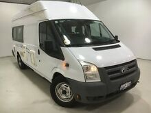 2010 Ford Transit VM High Roof White 6 Speed Manual Van Edgewater Joondalup Area Preview