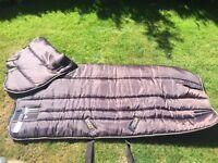 Horseware Amigo Heavyweight Stable rug (550g) w/ detachable neck 6ft3