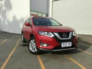 2018 Nissan X-Trail T32 Series II ST-L X-tronic 2WD Red 7 Speed Constant Variable Wagon Midvale Mundaring Area Preview