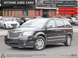 2008 Chrysler Town & Country Limited |DVD |VERY CLEAN|