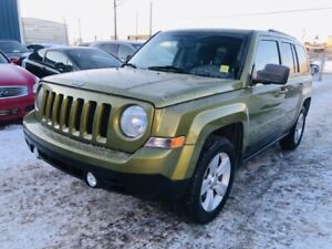 2012 Jeep Patriot Sport 4X4, Remote Start, One Owner, Heated Sea