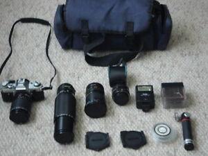35mm Canon Camera Collectors