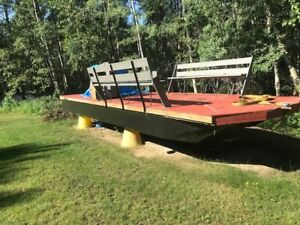 LOOKING FOR TRAILER FOR 24' PONTOON BOAT