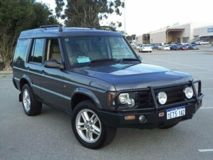 2003 Land Rover Discovery Series II Grey 4 Speed Automatic Wagon Maddington Gosnells Area Preview