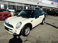 2005 MINI Cooper,AUTO, Certify,3 YEARS P-T WARRANTY AVAILABLE