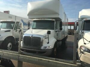 2015 International 8600 4x2, Used Cab & Chassis