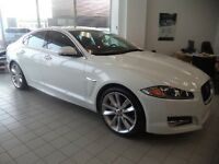 2014 JAGUAR XF 3.0 AWD AWD Supercharged