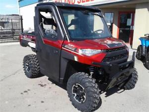 2018 POLARIS RANGER-FACTORY AUTHORIZED CLEARANCE  NOW ON!!