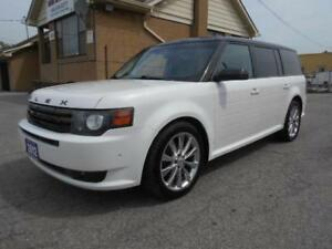 "2012 FORD Flex Titanium AWD 3.5L EcoBoost Loaded ""AS IS"" Special"