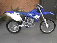 YAMAHA WR 250 F WRF 2005 ENDURO GREEN LANE ELECTRIC START @ RPM OFFROAD LTD