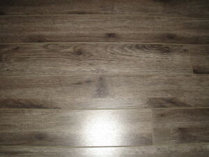 3 BOXES SLATE GREY FLOORING FOR SALE - BRAND NEW IN BOX - $80.00