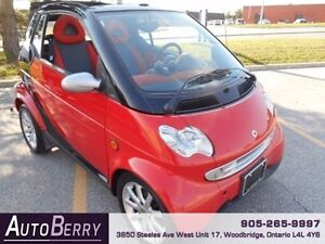 2005 Smart ForTwo Passion *** CERTIFIED & E-TESTED *** $3,999