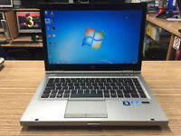 HP Elitebook 8470p Core i5-3320M 2.60GHz 4GB Ram 120GB SSD Webcam Laptop