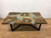 Table Wood Teak Exclusive Look