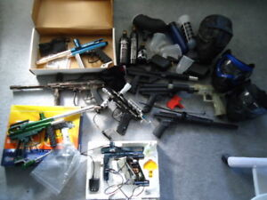 Paintball package need to sell