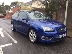 2007/07 Ford Focus ST-3 225bhp swap Bmw Mercedes gti vxr