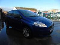2007 Fiat Grande Punto 1.2 Active Aircon long mot drives wel bargain px to clear