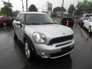 2014 MINI Cooper Countryman S **83933kms** accident free
