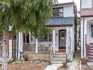 **AMAZING DETATCHED HOME IN HUMEWOOD-CEDARVALE TORONTO FOR LEASE