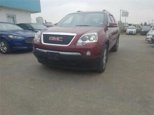2010 GMC Acadia SLT1 DVD BACK UP CAMERA