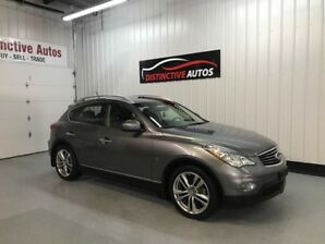 2015 INFINITI QX50 AWD/LEATHER/360 CAM/TECH PACKAGE/MUST SEE