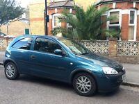 Vauxhall Corsa | 2001 | 1.2L | 16V | 79,000 Miles