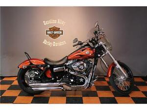 2011 FXDWG Dyna Wide Glide
