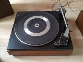 Complete retro hi fi system from 1971: Garrard, Leak, Goldring etc.