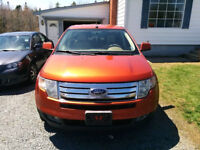 2007 Ford Edge SEL AWD Victoria BC car LOW KM LOADED!